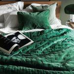 zöld a lakberendezésben