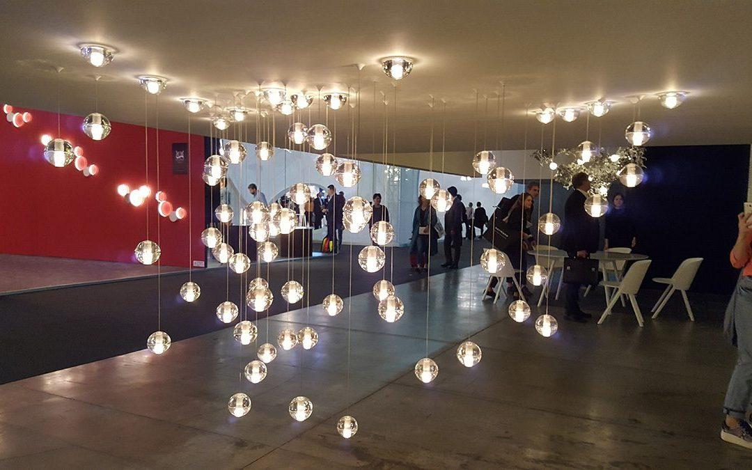 Salone del Mobile, Milánó 2017 – 1. rész