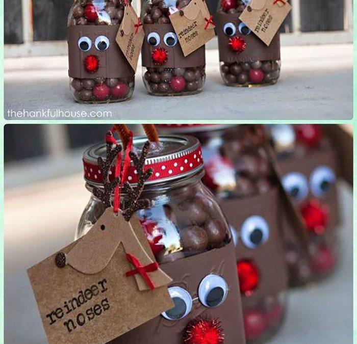 12 könnyen elkészíthető karácsonyi dekoráció