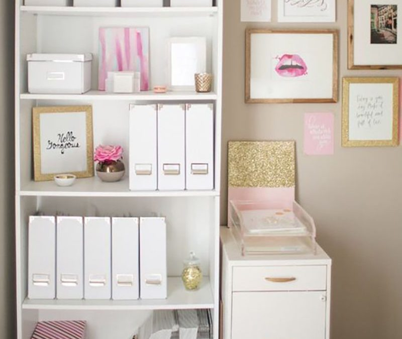 Organising ideas for your home