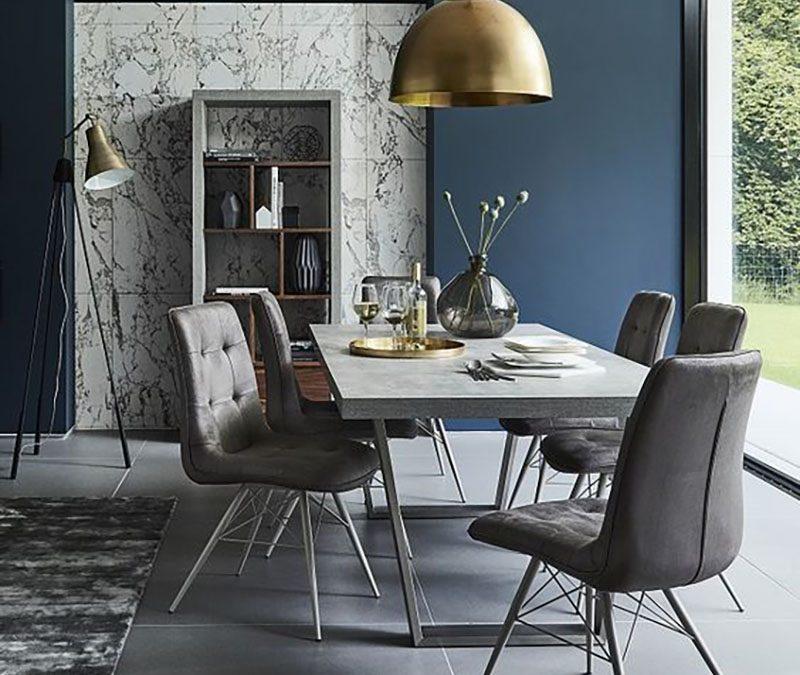 Grey and dark blue