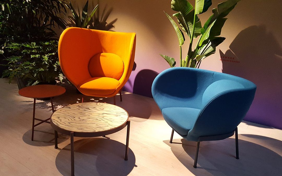 Salone del Mobile – Part 5 – Chairs and armchairs
