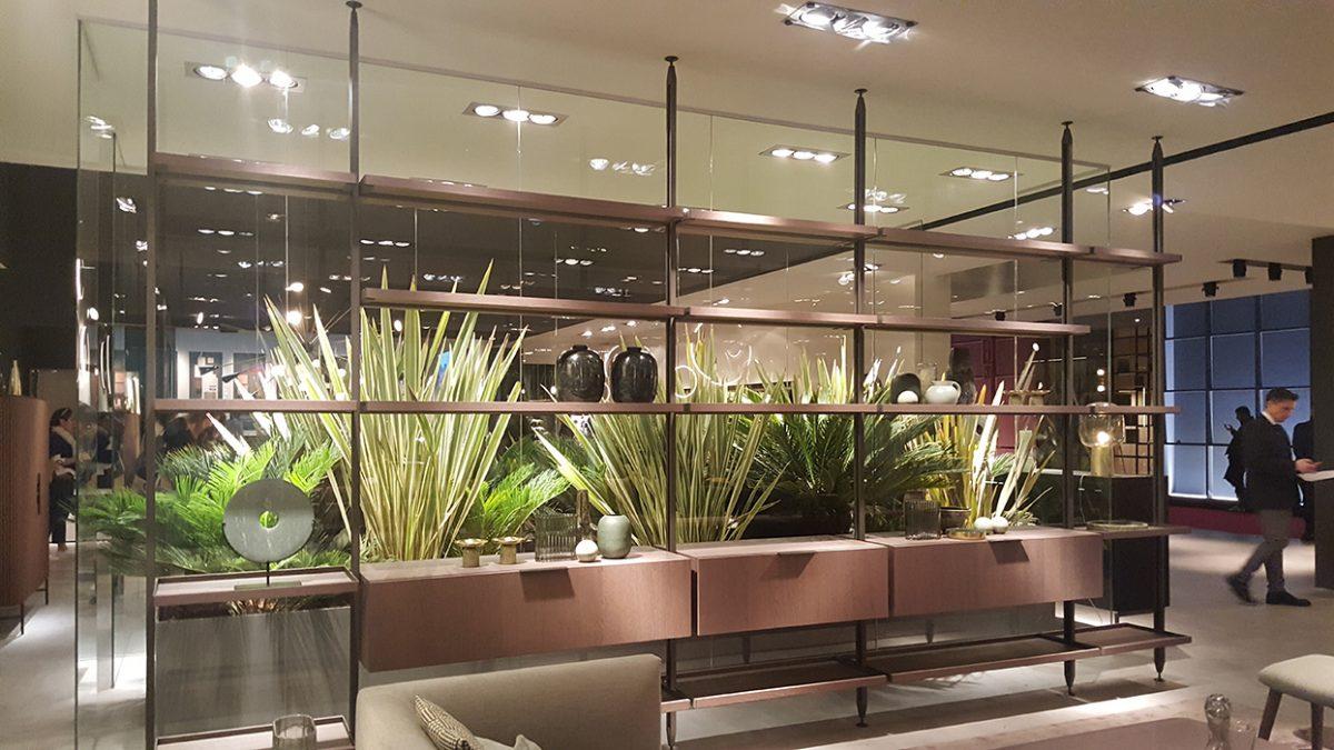 Alf Italia - növény oázis a polcok mögött