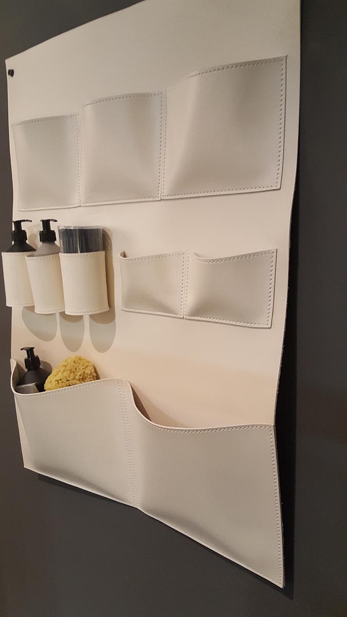 Fürdőszobai kelléktároló stílusosan - Ceramica Cielo