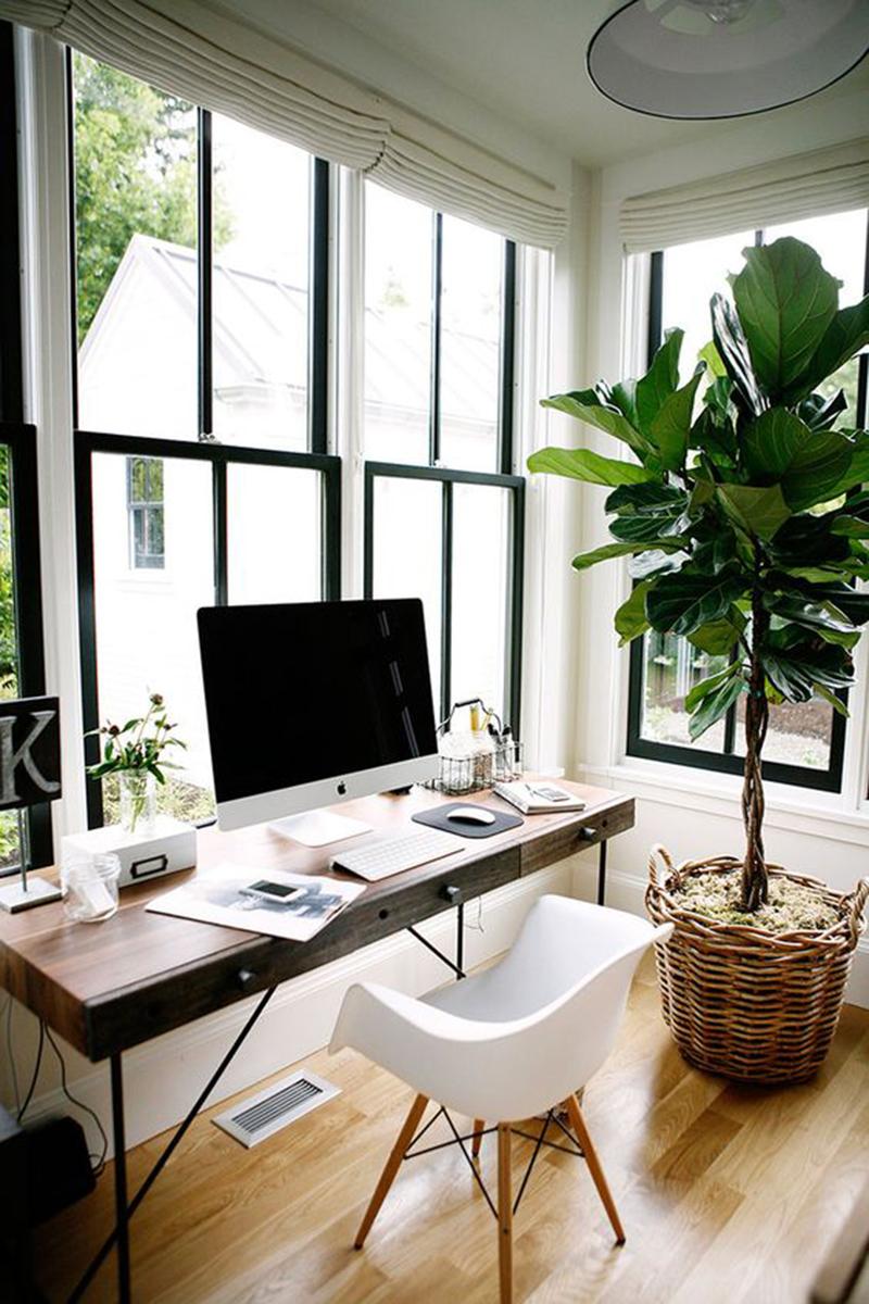 Én azt szeretem ha a dolgozónál minél több a természetes fény, így ez az opció nagyon szimpi.
