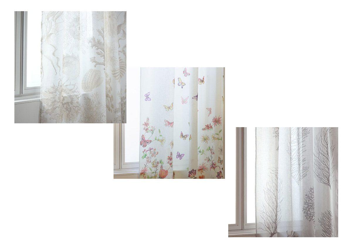 Függönyök (Zara Home)