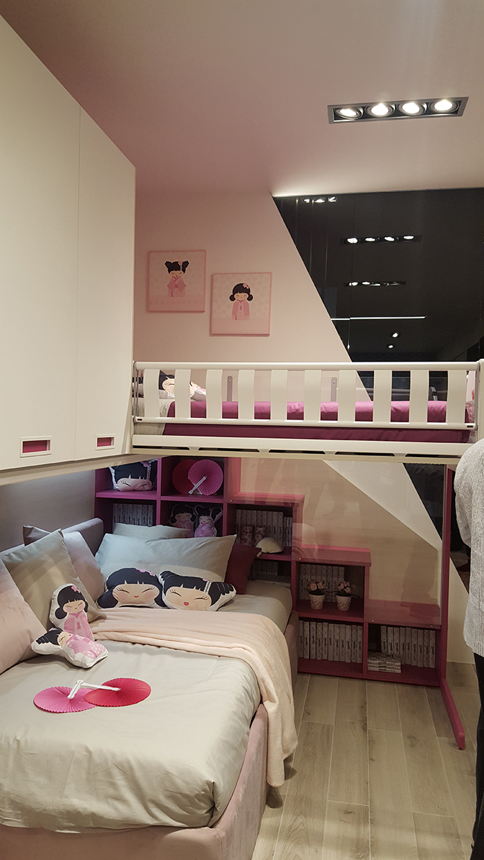 Moretti Compact's amazing kids rooms