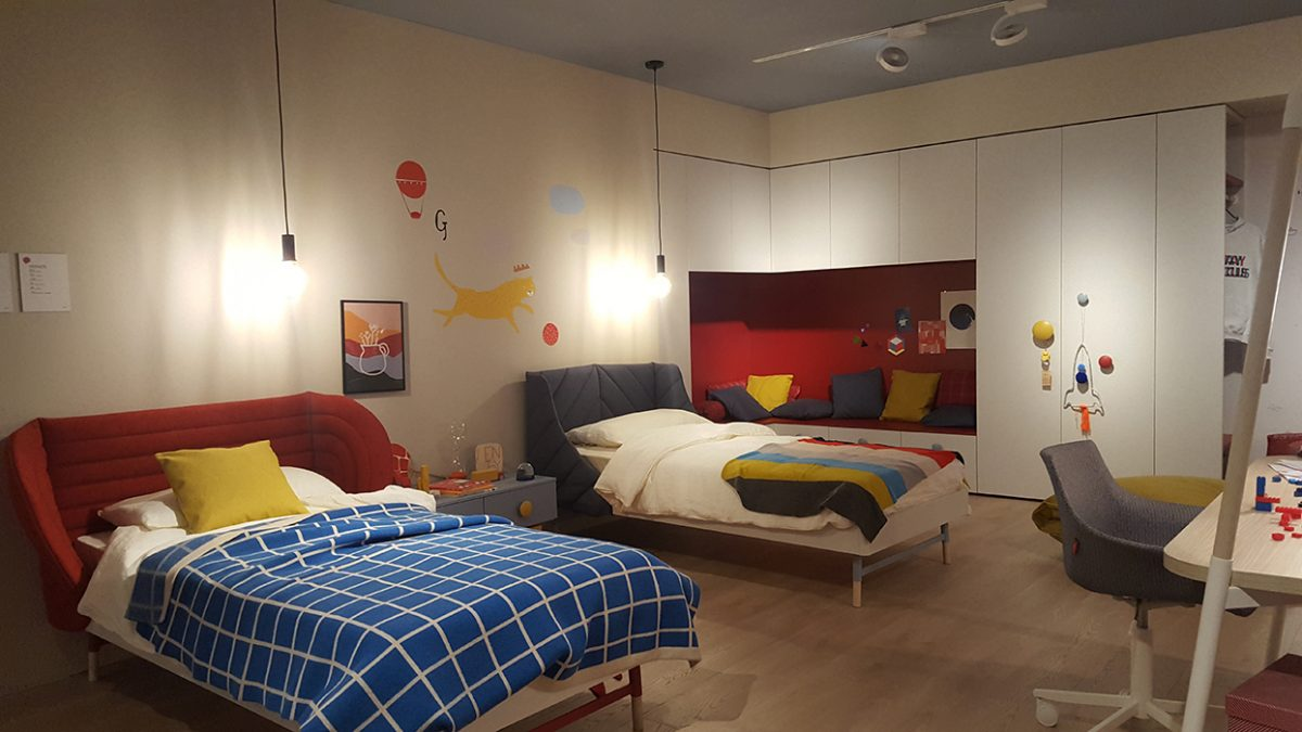 Kids/teen room by Nidi.