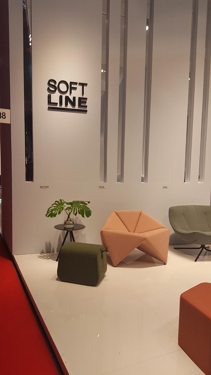 Soft Line fotel, ülőke
